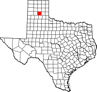 Small map of Armstrong county