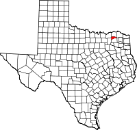 Small map of Delta county