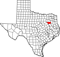 Small map of Henderson county