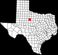 Small map of Jones county