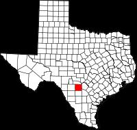 Small map of Medina county